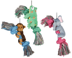Climbing Rope Animals