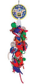 Jingle Cat Toy Rope