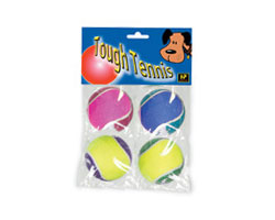 Tough Tennis Balls