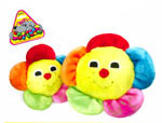 Neon Softee Plush Toy Flower