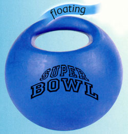Floating Super Bowl