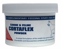 Canine and Feline Cortaflex Powder