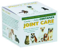 Canine and Feline Cortaflex Joint Care